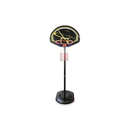 Cesta de baloncesto de pie altura max 2 M20