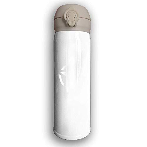 Bestqe Vakuumisolierte Trinkflasche,Wasserflasche,Thermosflasche, Army Star WWII Stainless Steel Mug 17 OZ Double Walled Vacuum Insulated Water Bottles 17 Oz Mug