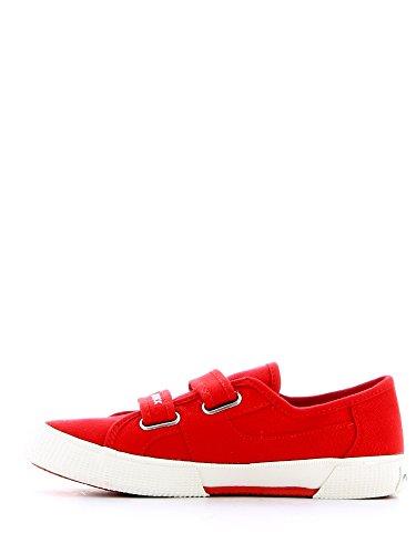 Lumberjack , Mädchen Sneaker Red