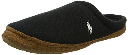 Polo Ralph Lauren Herren Men'S Jacque Hinten Offen, Black (Black Fleece W Cream Pp), 43 EU
