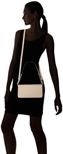 DKNY  Small Crossbody, Sac pour femme à porter à l'épaule Beige