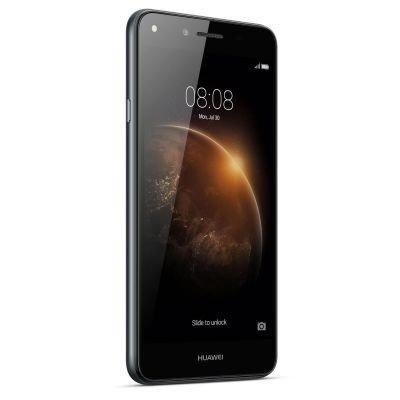 """Huawei Y6 II COMPACT-Smartphone de 5"""" (RAM de 2 GB, memoria interna de 16 GB, camara de 13 MP, Android), color negro"""