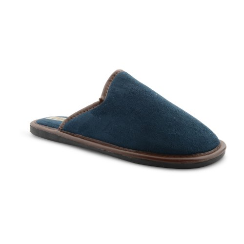 new-mens-coolers-slip-on-micro-suede-warm-comfy-mules-slipper-sizes-uk-7-8-9-10-11-19