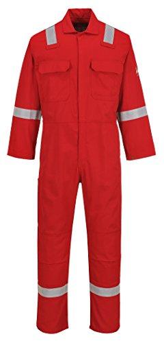 Portwest Clothing Ltd Portwest BIZ5Bizweld Iona Mono, Size: 3X-Large, rot, 1