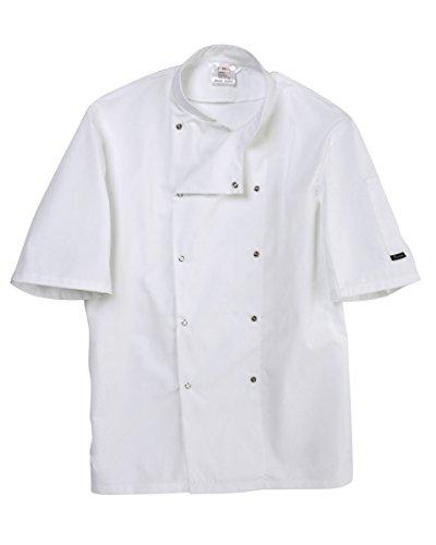 dennys-gants-cuisine-a-manches-courtes-pour-femme-blanc-large