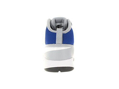 Nike Jungen Team Hustle D 7 (Ps) Basketballschuhe Blau / Weiß / Grau / Schwarz (Spiel Royal / Weiß-Grau-Blck Wlf)