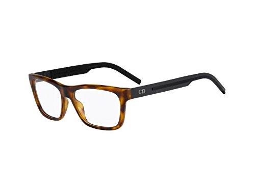 Dior Homme Brillen Für Mann Blacktie 184 Cut 6C1, Tortoise / Black Gestell aus Metall und Kunststoff