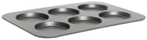 Chicago Metallic 60640 Gourmetware Original Muffin Top Pan by CHICAGO METALLIC Chicago Metallic Muffin Top