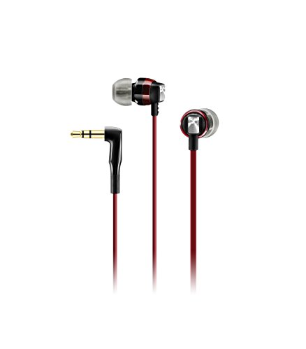 Sennheiser CX 300 Ear-Canal Headphones - Red
