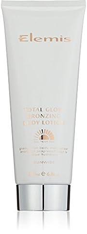 ELEMIS Total Glow Bronzing Body Lotion - Gradual Tan Body Moisturizer 200ml