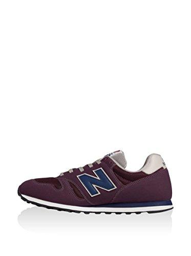 New Balance ML373 D, Herren Sneaker pflaume/blau