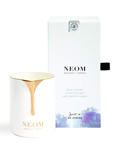 Neom Organics London Real Luxury Intensive Skin Treatment Candle 140 g
