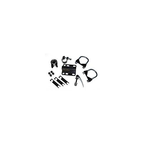 Di ricambio-Adattatore-set per Trail Gator 10230 Relais set tubo fino a 45 mm diametro