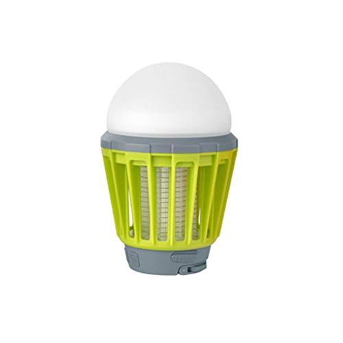 WEINANA Solarbetriebene Moskito-Lampe USB wiederaufladbare tragbare Nachtlicht wasserdichte Outdoor Fly Bug Insekt Zapper Mörder Lampe