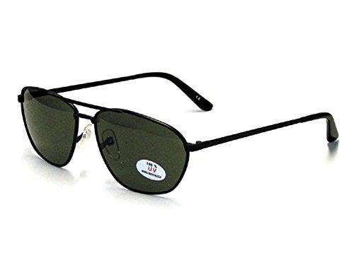 Tedd Haze Pilotenbrille Wonderland Black mit Brillen Beutel