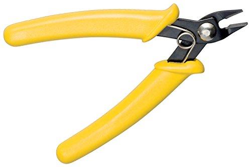 Manax 77005 Präzisions-Seitenschneider für Kleinstarbeiten und Platinen 125 mm