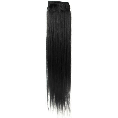 Black Star Extension de Cheveux Yaki Premium 18 1B