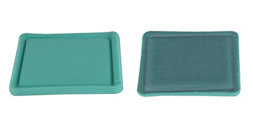 Ise Schaumstoff Filter Air Cleaner Ersatz für Briggs und Stratton 493537s -