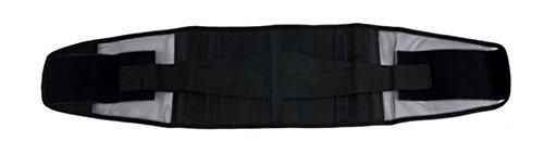 Tao Dünne Atmungsaktiv Fitness-Übung Laufband Fixiert Lendenwirbel Den Hüftgurt S Schützen: 35.4in M: 37.0in L: 39.4in XL: 41.3in,S -