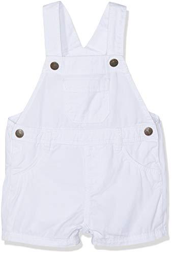 Top Top legador Petos, Blanco 1, 74 (Tamaño del Fabricante:9-12) para Bebés