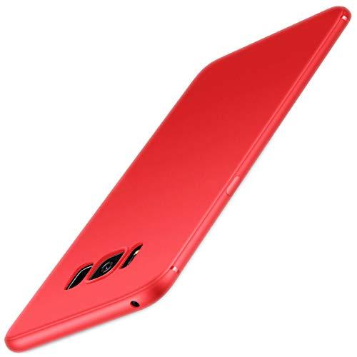 It's-ok Coque Ultra Fine en Silicone TPU pour Samsung Galaxy S6 S7 Edge S8 S9 Plus S8plus S9plus Duos