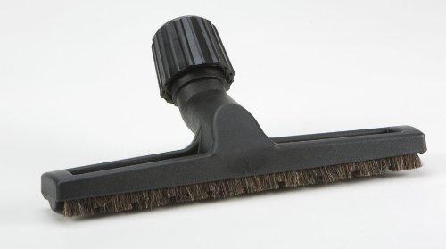 DREHFLEX - universal Parkettdüse/Hartbodendüse Durchmesser 30-37mm - SPEZIELL Borsten aus Pferdehaar