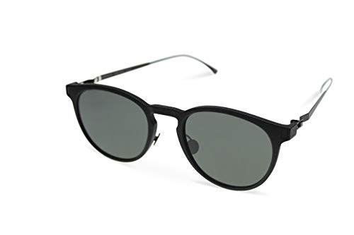 Mykita Mylon Sonnenbrille Bilimbi Pitch Black (50-20)