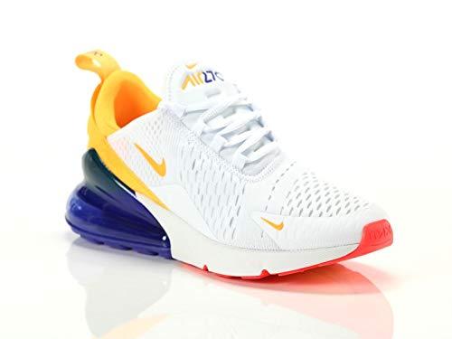 0ec920740d045 Precios de sneakers Nike Air Max 270 naranjas baratas - Ofertas para ...