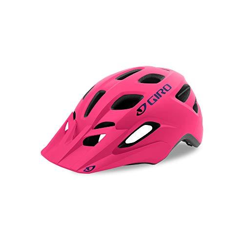 Giro Tremor Fahrradhelm, mat Bright pink, 50-57 cm