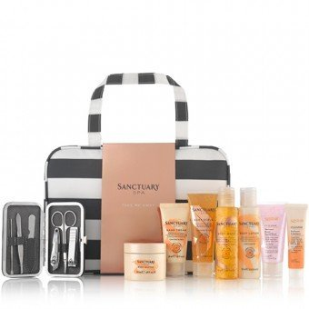 Sanctuary Spa Take Me Away Beauty Bag