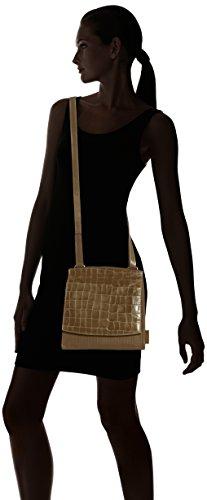 Jost Tallin Ladies Bag With Flap S, Sac de bowling femme Vert - Green (Moss)