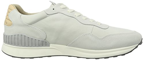 Marc O'Polo 70123733501301 Sneaker, Sneakers basses homme Weiß (white)