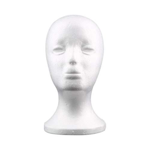Gzzebo Schaum für viele Verwendungszwecke für Schaufensterpuppe, Modell des Zelt und Perücke, Haarschmuck, Halterung für Ausstellung mehrfarbig