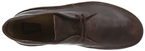 Clarks Originals, Desert Boots Homme Marron (Rust Leather)