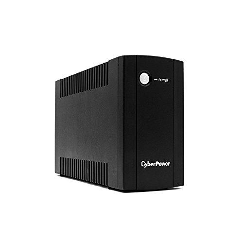 Cyberpower UT850E-FR UPS Power Supply Schwarz - Cyberpower Batterien