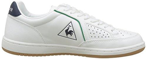 Le Coq Sportif Icons Lea Sport Gum, Baskets Basses Mixte Adulte Blanc (Optical White/Ver Cl)