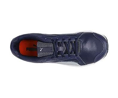 Puma Men's Axis V4 Sl Idp Peacoat-Quarry Running Shoes - 4 UK/India (37 EU) (36335004)