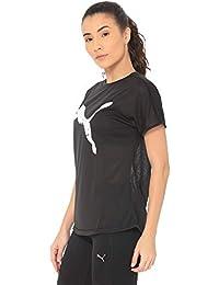 Puma Women's Regular fit T-Shirt