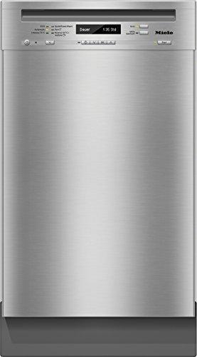 Miele G4820 SCU Unterbaugeschirrspüler / A+++ / 176 kWh / 9 MGD / edelstahl / Bequemes und Entladen Besteckschublade