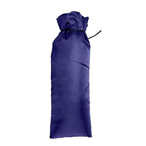 Surenhap Housse de Protection Robinet de Jardin Longue Couverture pour Jardin d'hiver Protection de Gel résistant aux intempéries de Gel, 51cm * 20cm - Bleu
