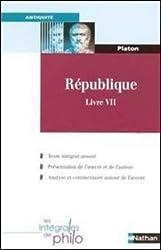 République : Livre VII
