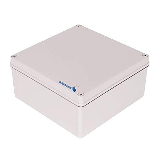 Backbayia IP66 Wasserdichte Anschlussdose Verteilerdose ABS Plastik (200x200x95 mm) -