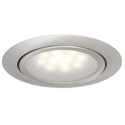 Paulmann 99812 Möbel EBL Set LED 3x1W 12VA 230/12V 65mm Eisen gebürstet/Metall von Paulmann Leuchten auf Lampenhans.de