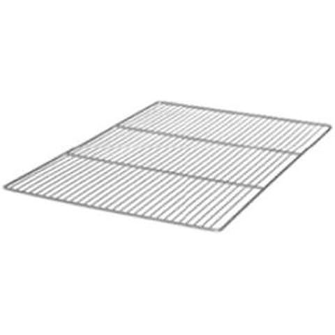 De Buyer Industries 3330.60 - Rejilla de acero inoxidable para pastelería (60 x 40 cm)