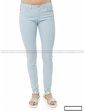 Armani Jeans Pantalón Azul Claro
