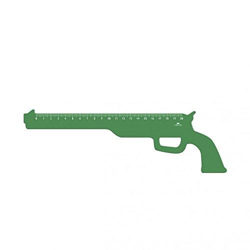 CEDON Lineal 20cm Revolver grün