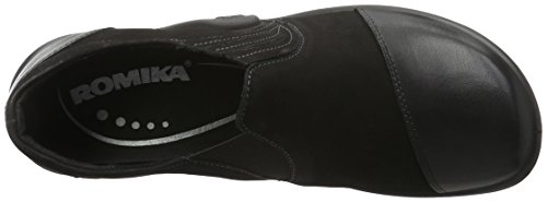 Romika Ladies Maddy 15 Slipper Black (nero 100)