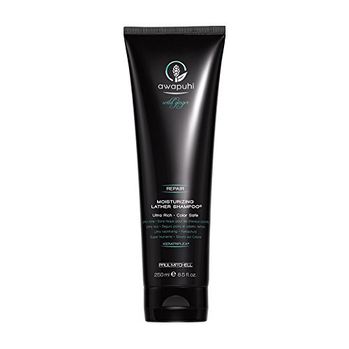 Paul Mitchell Awapuhi WildGinger Moisturizing Lather Shampoo, 250 ml