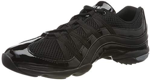 Bloch 523 Wave Tanz Sneaker Schwarz Größe 42
