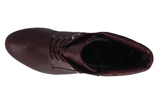 Gabor 35-781-50, Stivali donna Rosso rosso Rosso (rosso)